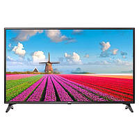 Телевизор LG 43LJ614v Black