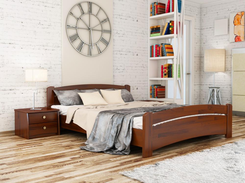 Кровать Венеция (ассортимент цветов) (с доставкой)