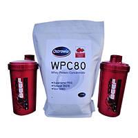 Протеин Польша Milkland  WPC 80 - 1 кг , Сывороточний протеин