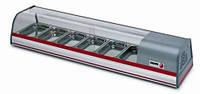 Витрина холодильная настольная суши-кейс VTP-139С Fagor