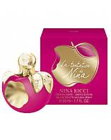 Nina Ricci La tentation de Nina, 80 ml ORIGINAL size женская туалетная парфюмированная вода тестер духи аромат