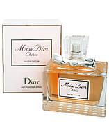 Dior Miss Dior Cherie, 100 ml ORIGINAL size женская туалетная парфюмированная вода тестер духи аромат