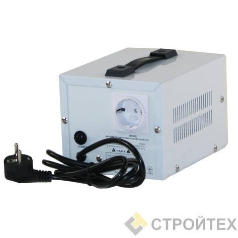 Стабилизатор релейный 500 Вт 1Ф Forte TVR-500VA, фото 2