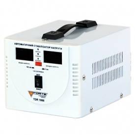 Стабилизатор релейный 1000 Вт 1Ф Forte TDR-1000VA