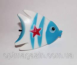 Нічник риба світлодіодний з вимикачем