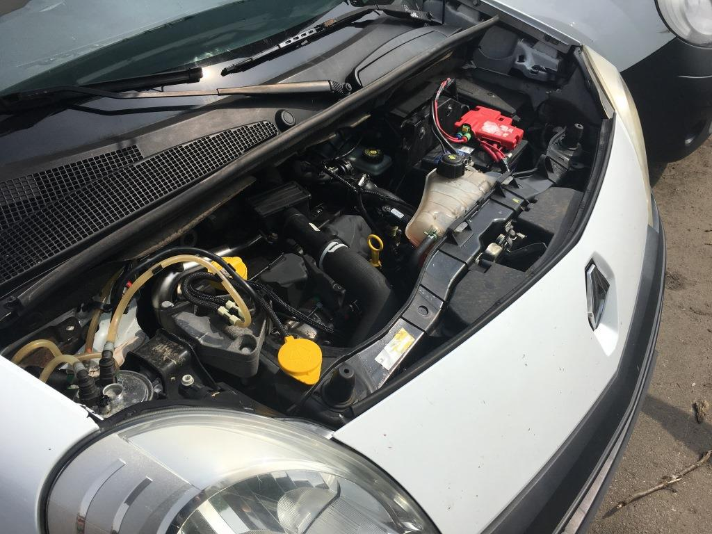 Б/у Вакуумный насос Renault Kangoo 2 Рено Кенго 1.5DCI 2008-2013 г.г