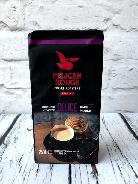 Кофе молотый 0,25 кг Pelican Rouge Delice