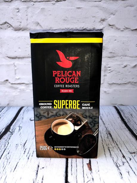 Кофе молотый 0,25 кг Pelican Rouge Superbe