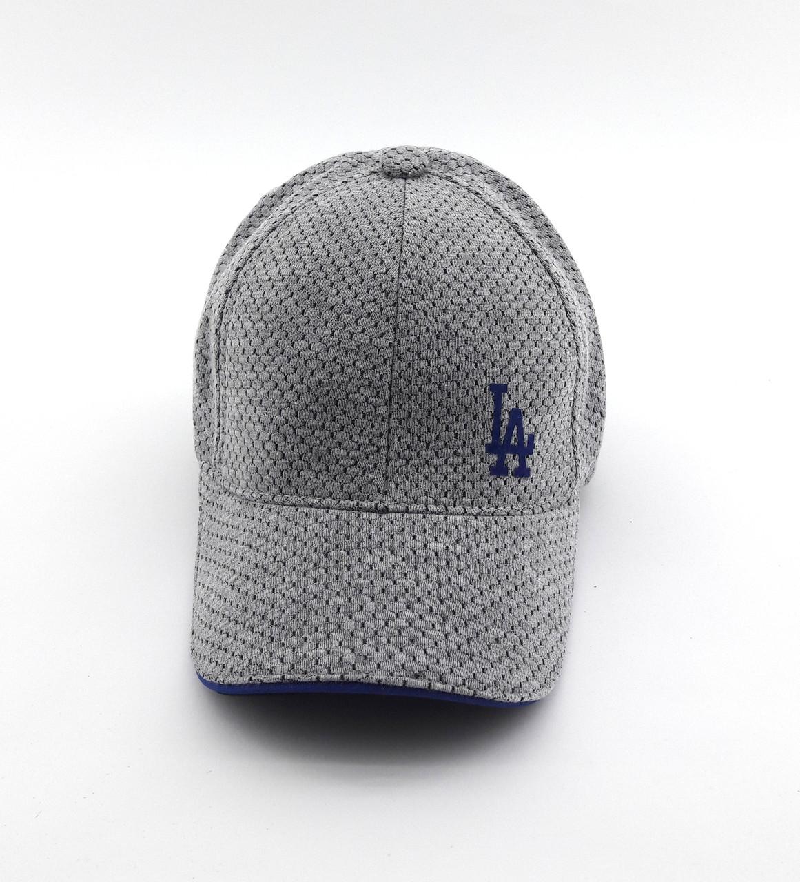 Бейсболка трикотажная Los Angeles 54-58 размер мелкая  продажа f9ee9afe8a54e