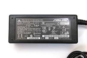 Блок питания для ноутбука Asus 19V 3.42A 65W (5.5*2.5 ) + сетевой кабель, фото 2
