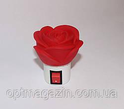 Нічник троянда 🌹