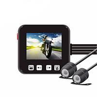 2inch 720P LCD Экран мотоцикл камера HD 120-градусный видеомагнитофон ATV