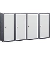 Инструментальный бокс БИ-4C (620х1200х200 мм), металлический шкаф для инструментов