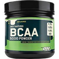 Аминокислотный комплекс ВСАА Optimum Nutrition BCAA 5000 Powder 380 g /40 servings/ Orange