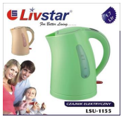 Электрочайник Livstar LSU-1155, 1.7 л.