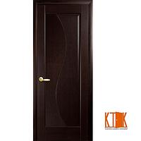Межкомнатные двери Новый Стиль Эскада ПГ Каштан