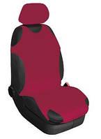 Чехлы на передние сиденья Beltex Polo без подголовников / цвет:гранат / Произведено в Бельгии