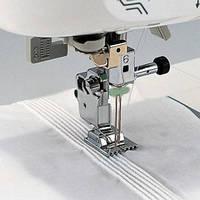 Бытовая многофункциональная швейная машина Аксессуары Прижимная лапка для танка с 9 канавками или 7 канавками