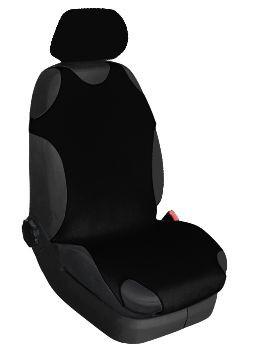 Чехлы на передние сиденья Beltex Polo, цвет:черный
