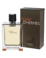 Terre D'Hermеs, 100 ml ORIGINALsize мужская туалетная вода тестер духи аромат