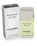 Chanel Platinum Egoiste ORIGINALsize 50ml наливная мужская туалетная вода тестер аромат