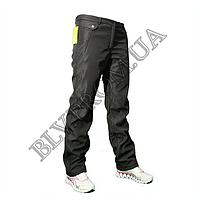 Женские теплые брюки на флисе по низким ценам  AHR11460, фото 1