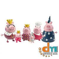 Набор фигурок «Королевская семья» Peppa 28875