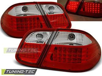 Стопы фонари тюнинг оптика Mercedes CLK W208