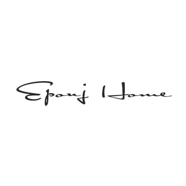 Простынь на резинке с наволочками Eponj Home