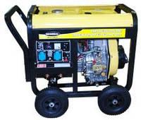 Генератор дизельный ENERGY GEN-6500E, 5,5 кВт