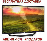 Телевизор 49″ LG 49LH510 Оriginal size Full HD Smart TV Wi-Fi Triple XD Engine DVB-T2/S2