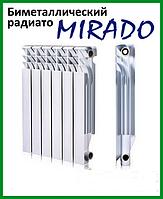 Биметаллический радиатор MIRADO 500х100, фото 1
