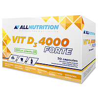 Витамины AllNutrition Vit D3 4000 Forte 30 caps