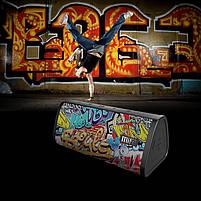 Портативная bluetooth колонка Mifa A10 Graffiti c поддержкой Micro SD карт, фото 8