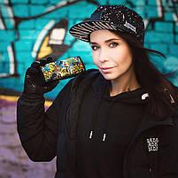 Портативная bluetooth колонка Mifa A10 Graffiti c поддержкой Micro SD карт, фото 9