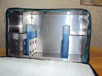 Сумка-холодильник С-11 (20 шт. проб. и 8 шт. банок по 250 мл)