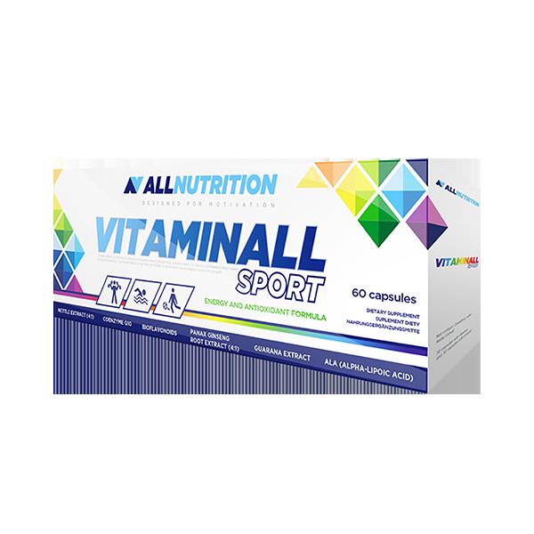 Витамины AllNutrition VitaminALL Sport 60 caps