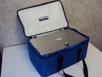 Сумка-холодильник С-12 (объем 8л, контролер темпер.)