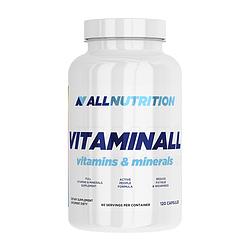 Витамины AllNutrition VitaminALL Vitamins & Minerals 120 caps