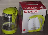 Электрочайник SATORI SGK-4030-GR 1.7 л