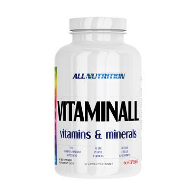 Витамины AllNutrition VitaminALL Vitamins & Minerals 60 caps