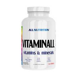 Вітаміни AllNutrition VitaminALL Vitamins & Minerals caps 60