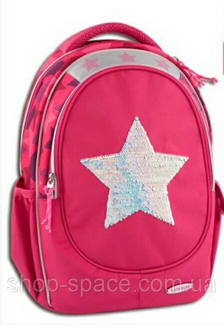 Рюкзак TOP Model, красный паетки