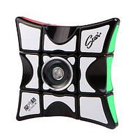 Кубоид+спиннер 1х3х3 MofangGe Spinner Cube (чёрный), фото 1