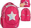 Рюкзак TOP Model, красный паетки, фото 2