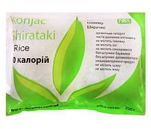 Ширатаки в виде риса 0 каллорий Veganprod 350(200)г