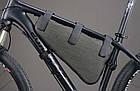 Велосумка подрамная RockBros 8L водонепроницаемая, фото 3