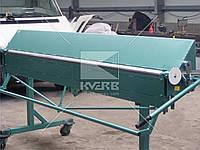 Ручной листогиб для металла Ja-Mech модель 2540