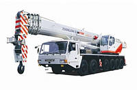 Аренда, услуга гидравлического 100 тонного автокрана Zoomlion QY100H-3