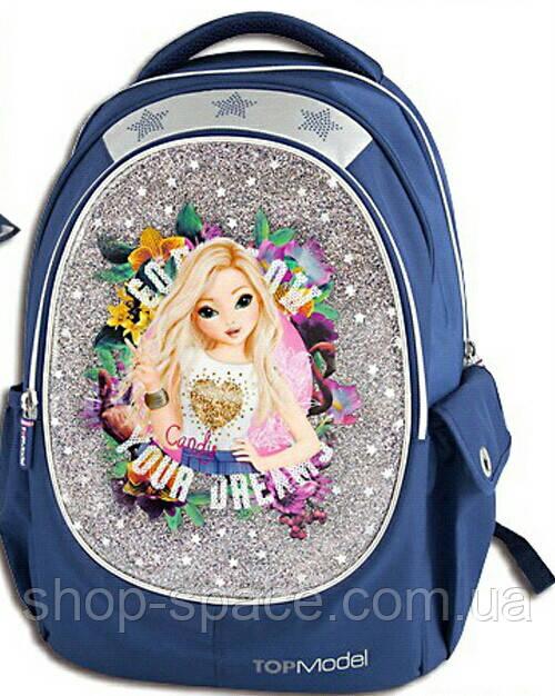 Рюкзак TOP Model, синий